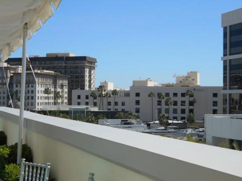 April 2012: SLS Hotel Beverly Hills